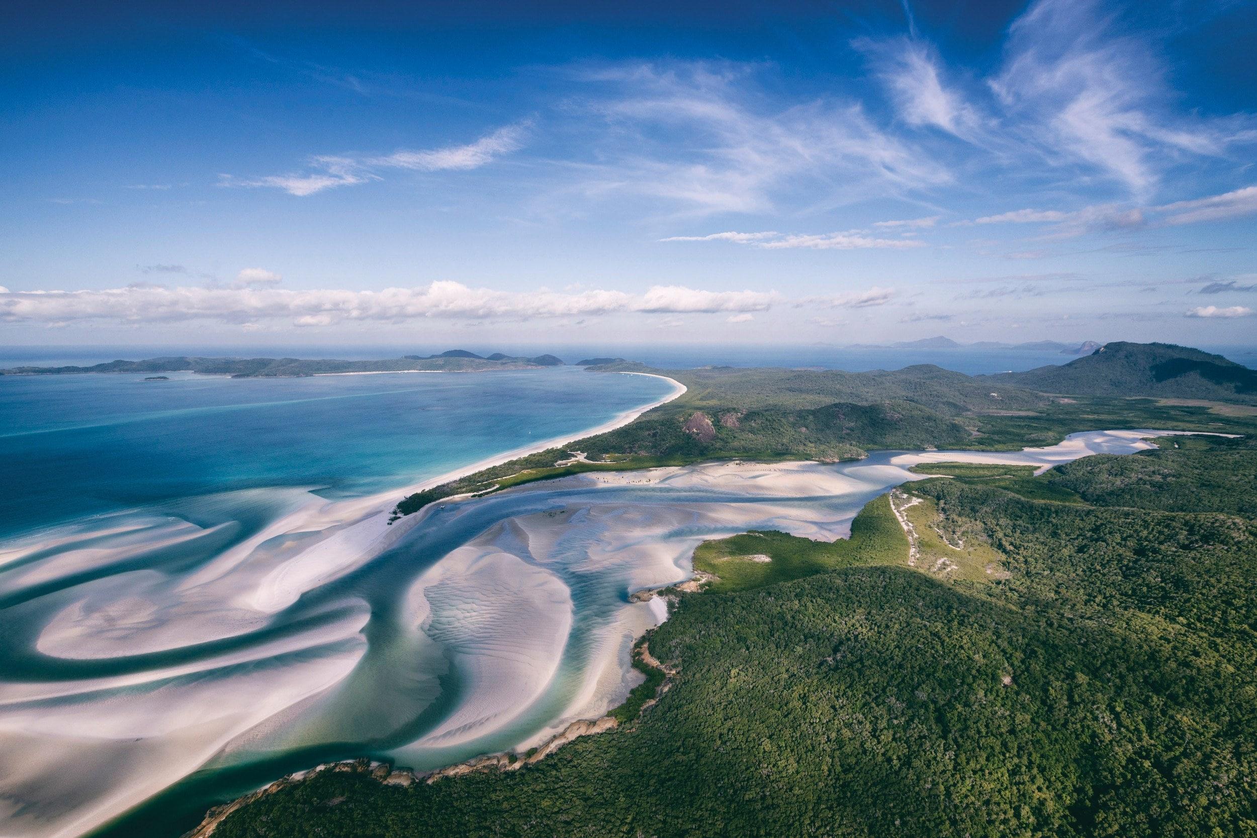 Whitsundays beaches